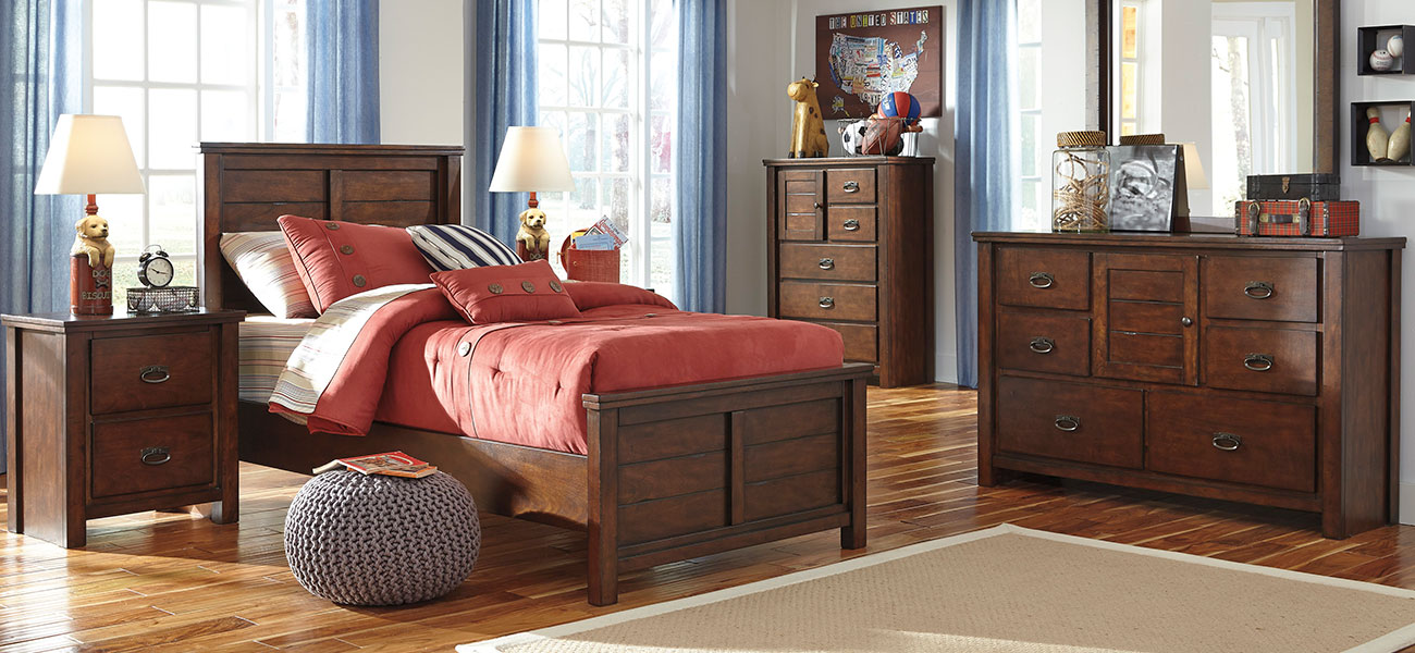 Bedroom Set From Squan Furniture