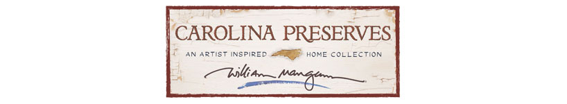Carolina Preserves Artist Inspired Collection by William Mangum