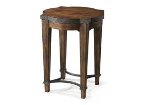 Ginkgo Chairside Table