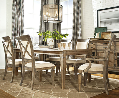 Rachael Ray Home Dining Room